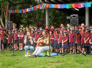 Maleny schools promote cultural diversity for Harmony Day