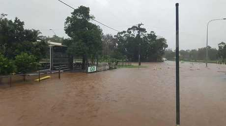 CLOSED: Students at Farnborough State School won't be attending school today. Image: Mylissa Trenerry