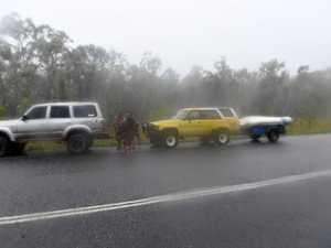 Wet Weather - Childers