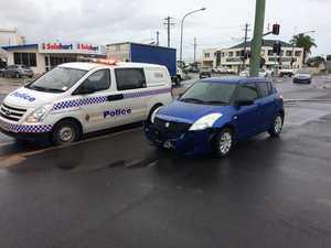 Car Crash - East Bundaberg