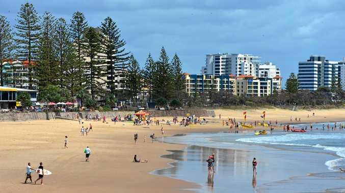The Sunshine Coast unit market is strong.