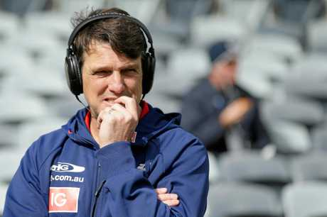 Paul Roos has cast his eye over the Lions and the Suns and likes what he sees.