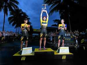 New triathlon series a smash hit on Hamo