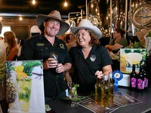 Moonshine cocktails flow for CMC Rocks