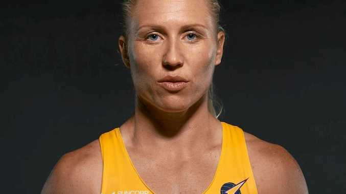 TOUGH: Laura Langman.