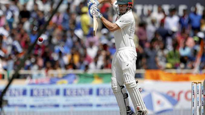 Shaun Marsh's efforts on the fifth day ensured Australia held on for a draw in the third Test against India in Ranchi.