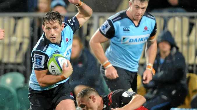 Bernard Foley will return for the Waratahs against the Rebels.