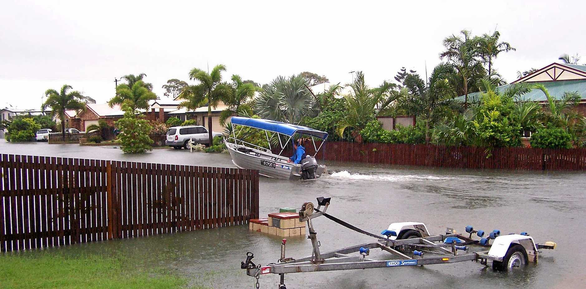Mackay Regional Council chasing more money to help protect East Mackay people from floods.