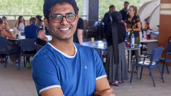 FRESH START: Ariful Hasan has moved to Australia to study Information Systems at USQ Springfield.