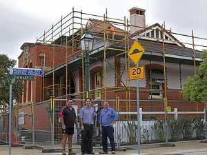 Historic M'boro building closes for temp. maintenance