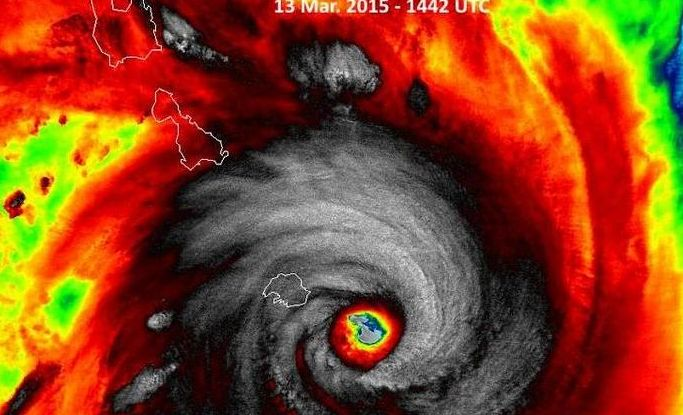 A cyclone could form on Saturday in the Coral Sea.