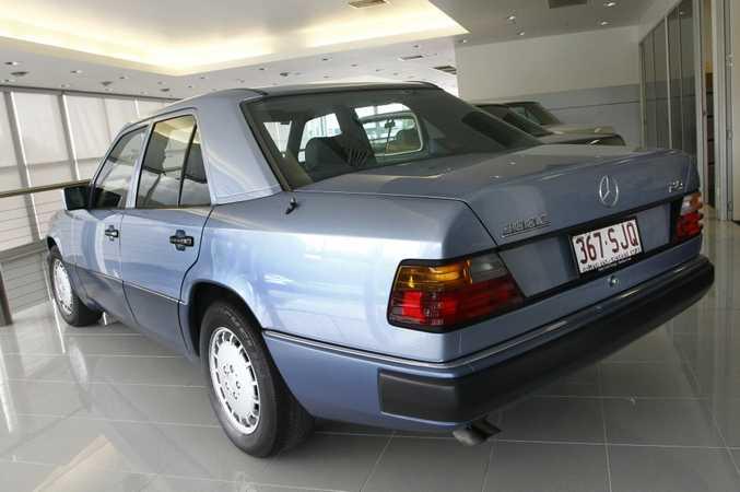 Mercedes-Benz Sunshine Coast's 1990 Mercedes-Benz 300E 2.6.