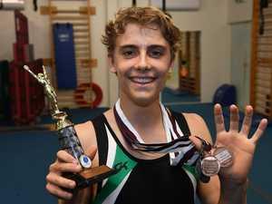 Gymnast - Aiden Frick