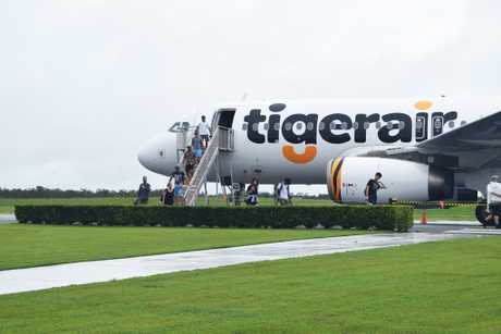 A lot of complaints about Tigerair