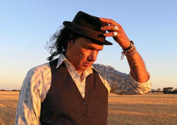 SOUL FOOD: Glenn Skuthorpe will be performing at the Yarrawarrra Aboriginal Cultural Centre on Saturday night.