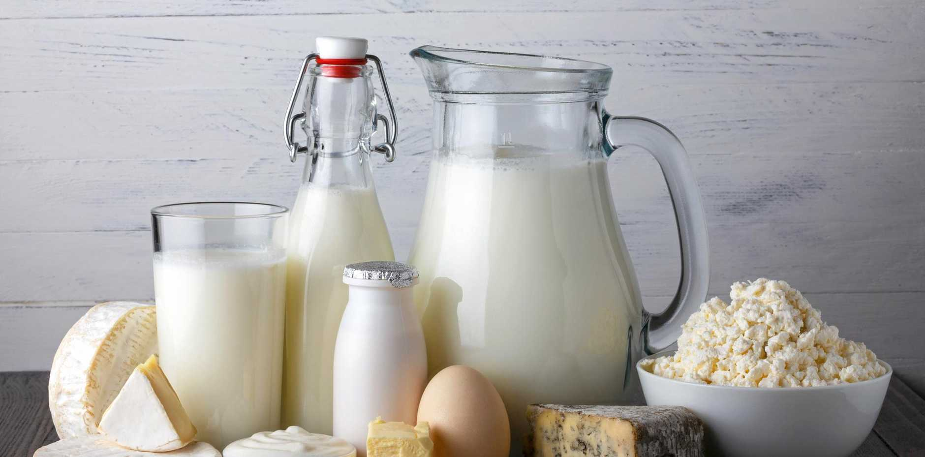 WHAT'S IN A DIET? Should you eat dairy products.