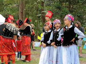 Harmony Day will be held at the Botanic Garden on Sunday.