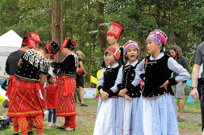 Harmony Day will be held at the Botanic Garden on Sunday.
