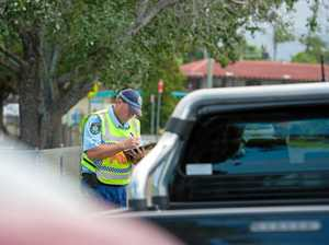 Crackdown on motorists in school zones