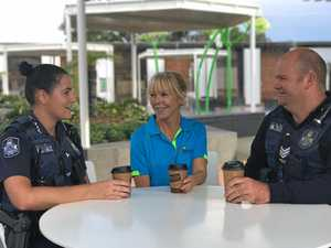 LET'S TALK: Have a Coffee with a Copper at Blackwater Aquatic Centre on March 28.