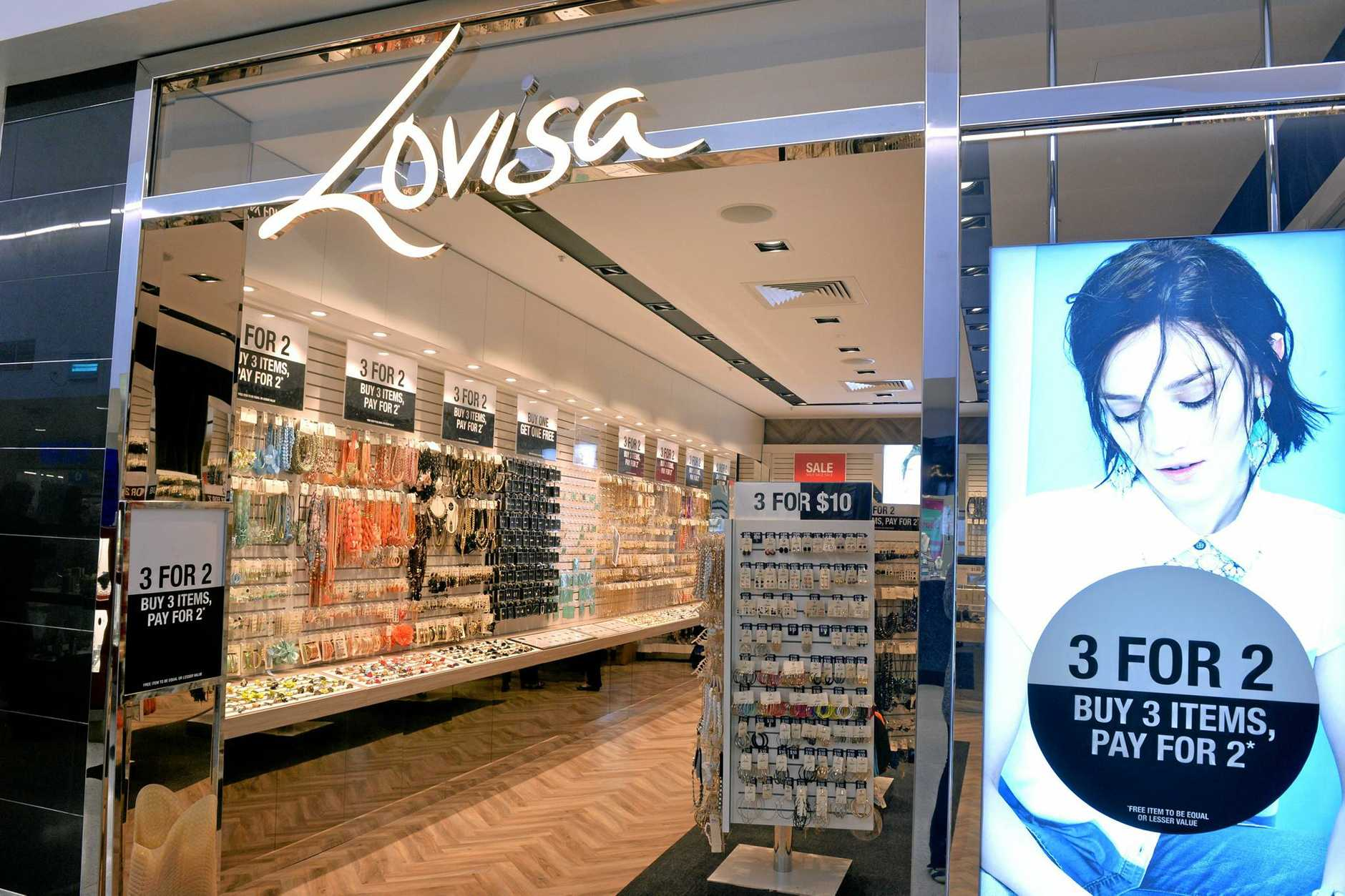 STORE MANAGER: Jewellery store Lovisa is seeking a store manager.