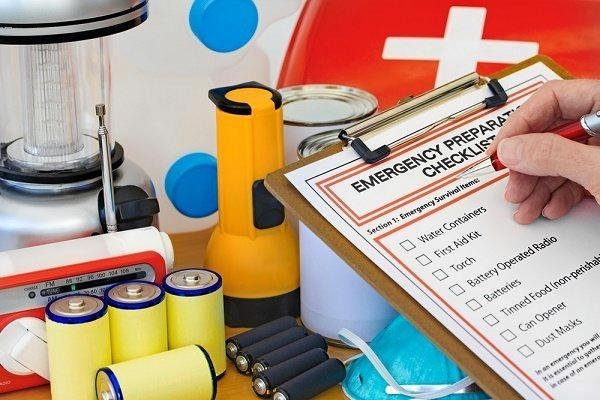 CHECKLIST: Be prepared for storm season with an emergency kit and plan.
