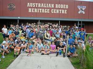 Australian Rodeo Heritage Centre visit for Seven Hills kids