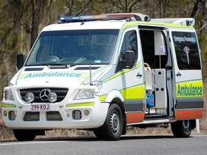 Four people involved in Nanango car crash