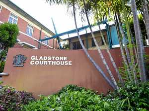 He told Gladstone Magistrates Court he couldn't remember the incident.