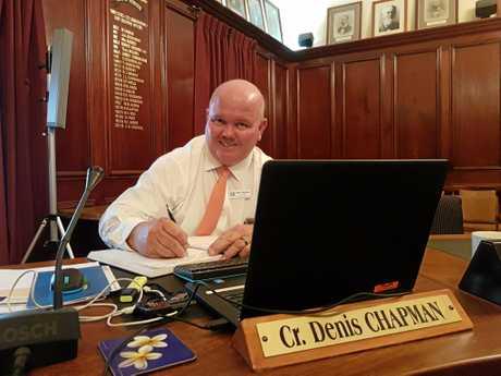 Cr Denis Chapman