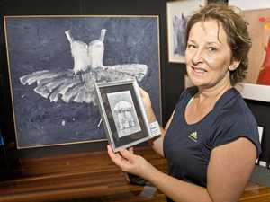 Stunning French artwork worth $12,000 on show at school
