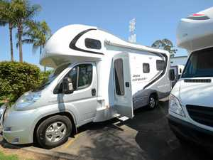 Safety priority for caravanners