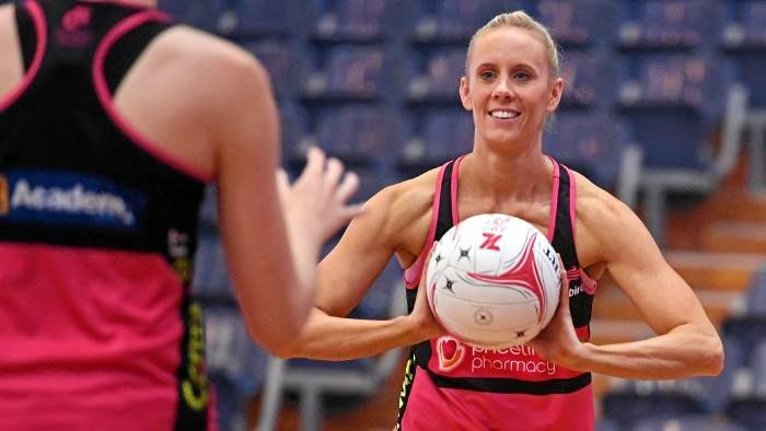 Renae Ingles could be set for a Thunderbirds return.