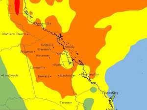 LISTEN: CQ can expect up to 50mm more rain today