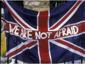 Terror attack: Londoners declare #WeAreNotAfraid
