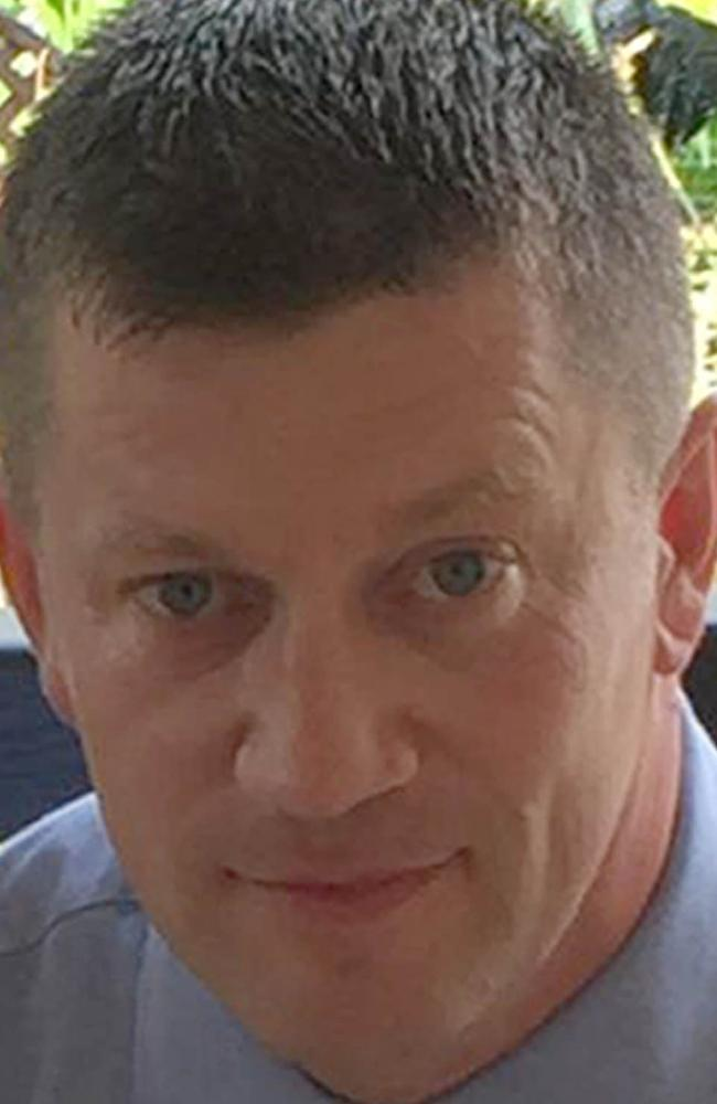 PC Keith Palmer was killed during the terrorist attack on the Houses of Parliament in London.