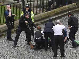 Raids follow London terror attack