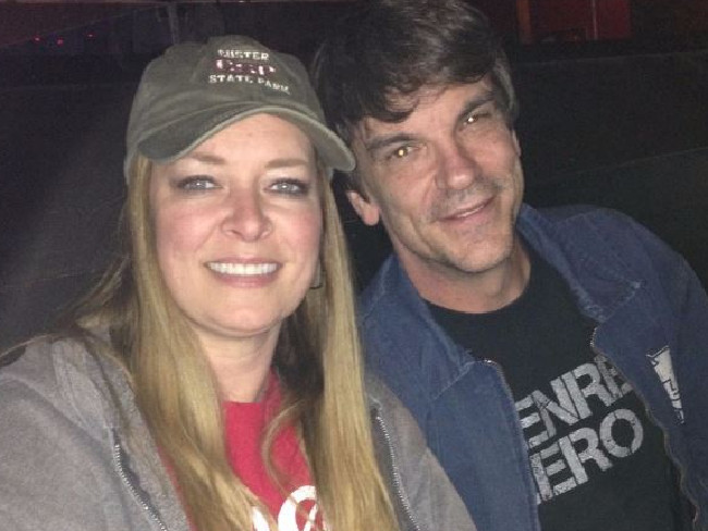 Kurt Cochran was killed in the London terror attack and Melissa Payne Cochran badly injured.
