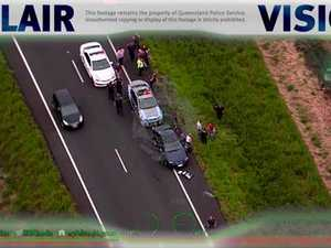 Polair: Bruce Hwy after pursuit pair arrested