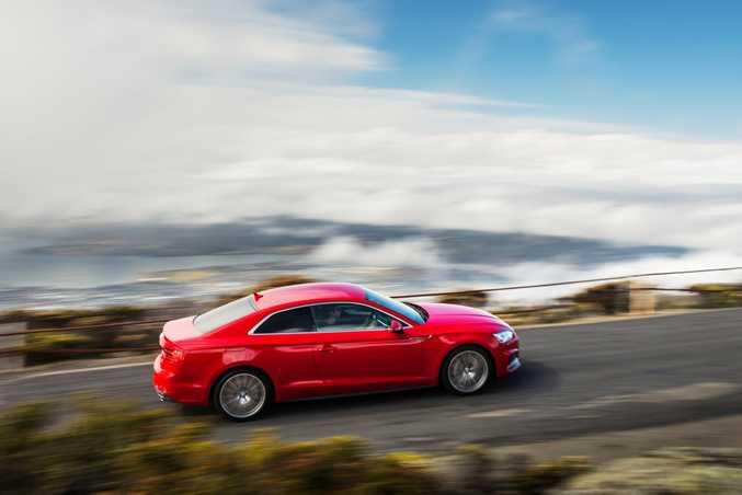 2017 Audi A5 Coupe 2.0 TFSI quattro S Line