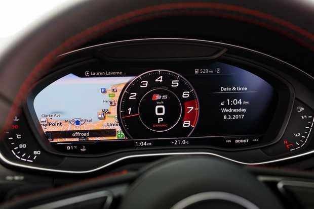 2017 Audi A5 Coupe 2.0 TFSI quattro