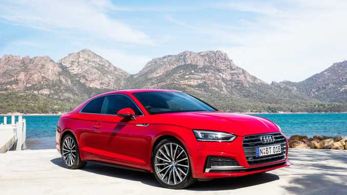 SHARP LINES: Audi's latest A5 and S5 Coupes feature style enhancements, more performance and sharper prices.