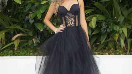 Caitlyn Shadbolt stunned on last year's CMC Music Awards red carpet.