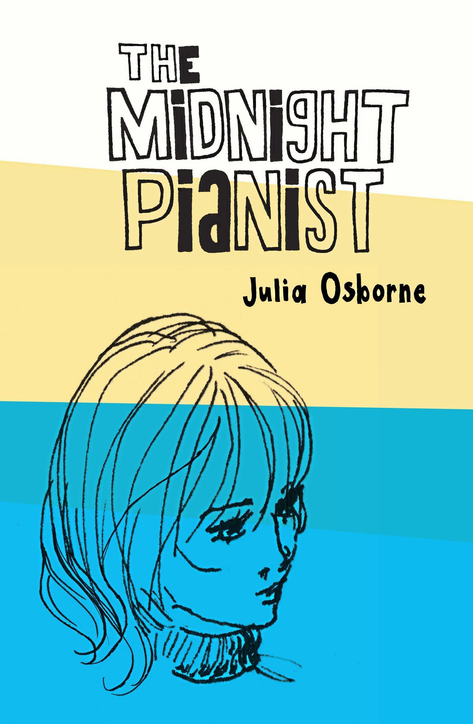 AUTHOR: Julia Osborne's The Midnight Pianist.