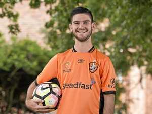 Crestani kicking big goals with Brisbane Roar
