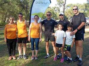 Dalby parkrun going strong