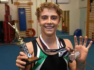 Frick's medal haul sets up state title bid