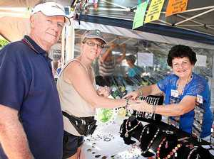 Pier Park Markets raises money for charities every week