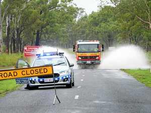 ROADS CLOSED: Some Rockhampton roads re-open