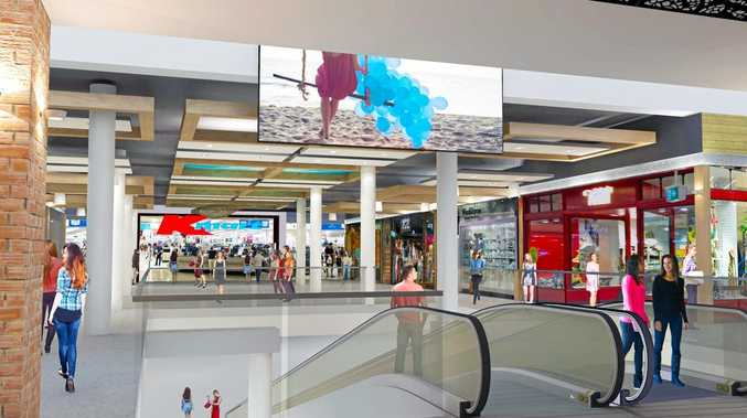 A second Kmart on the Coffs Coast will be built on the top level of Coffs Central with Big W and Best and Less to close in May.